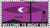 Nightvale Stamp by Inskaia