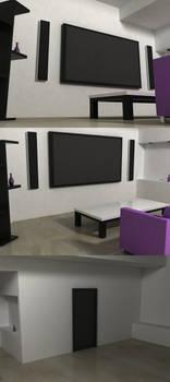 Modern Room 2