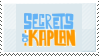 Secrets of Kaplan stamp by Bonnzai