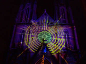 Glow Eindhoven 2016: Labyrinth of Passion by Bonnzai