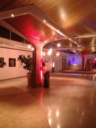 Cirque Evoluon Hall by Bonnzai