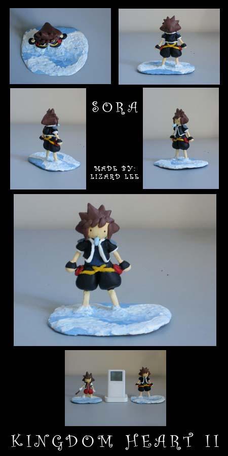 Sora Chibi Style Part 2 by kogepan