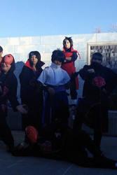 SacAnime 2014 Winter - Naruto Gathering