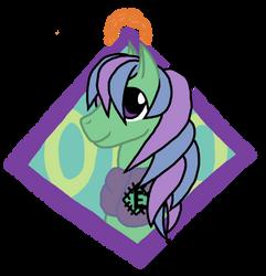 EthePony Badge by ChosenKaze