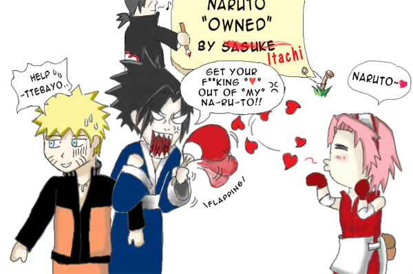 Naruto Manga Chp.297 parody by shimomizu on DeviantArt