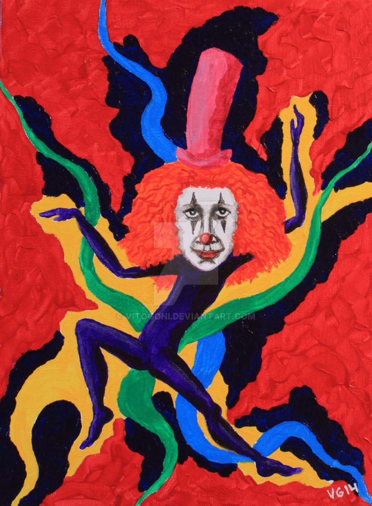 Energy Clown by Vitogoni