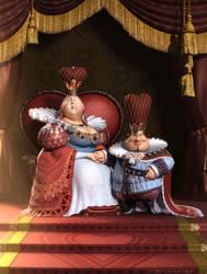 Royal Portrait by carlsonwkk