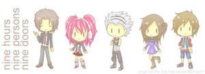 999 chibi characters