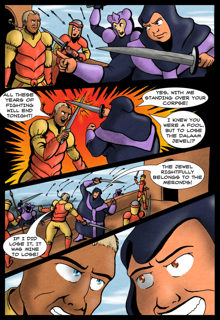 Jewel of Dalaam Page 18 by PabloSantiago