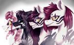 Gift - Emala's Sides (+ Speedpaint )