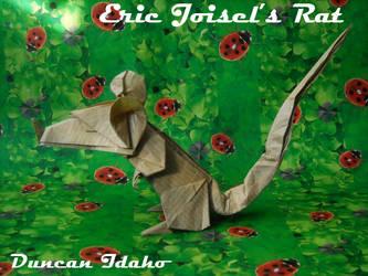 Eric Joisel's Rat