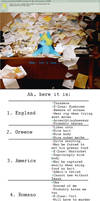 Ask 18: Rape List