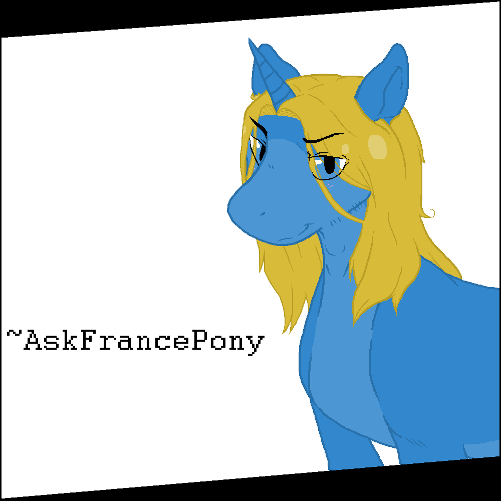 AskFrancePony's Profile Picture