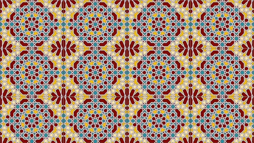 Arabesque pattern 3 wallpaper 1080 by dubai777 on DeviantArt