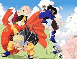 .: Naruto :. by NinjaMia