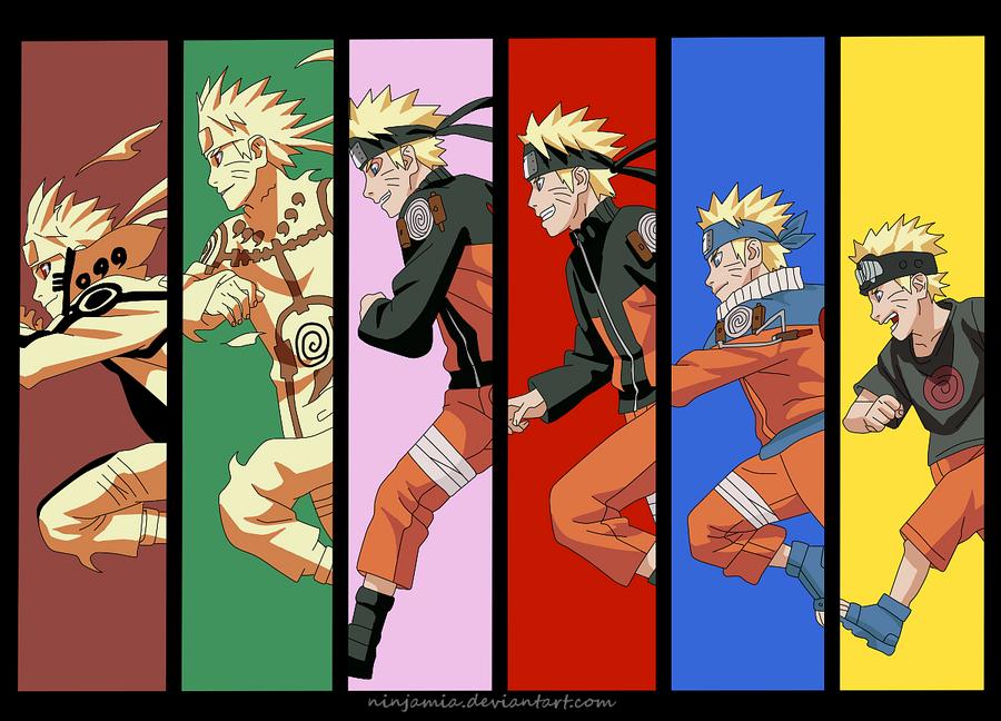 Naruto Uzumaki By NinjaMia On DeviantArt