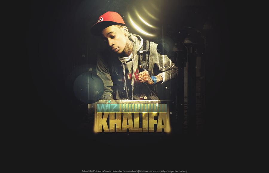 Wiz Khalifa Wallpaper By PeeWee5 On DeviantArt