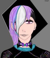 Crow mask by VisualKeiBunny