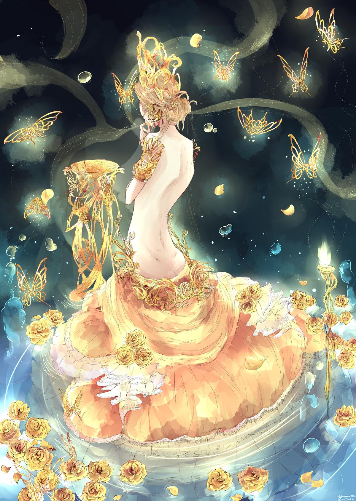 Collab avec YuruiKarameru by AkiiSora