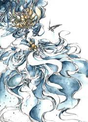 M i z u i r o by AkiiSora
