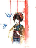 ... by AkiiSora