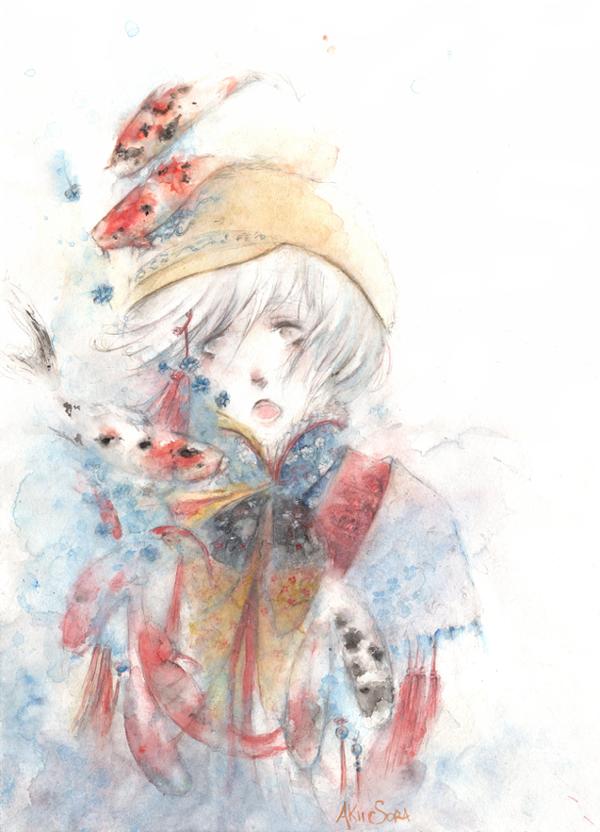 Kotoba by AkiiSora