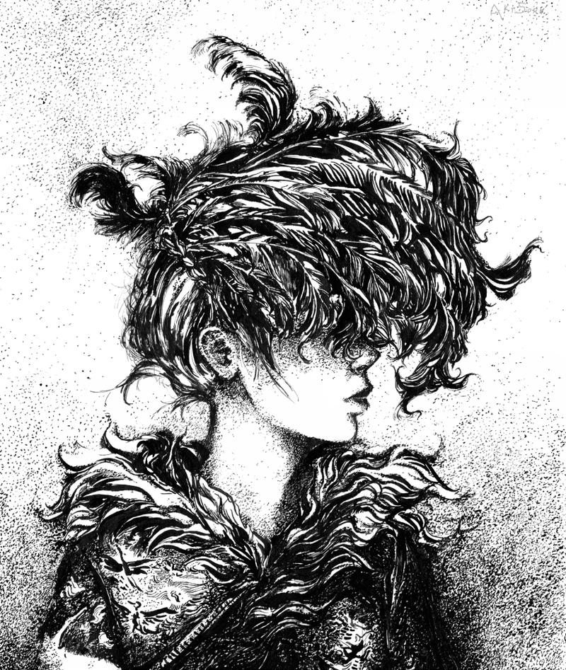 plumage by AkiiSora
