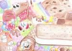 My sweet world