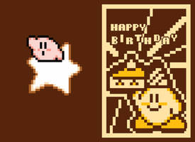 Kirby Birthday Ability by Humdeedum233