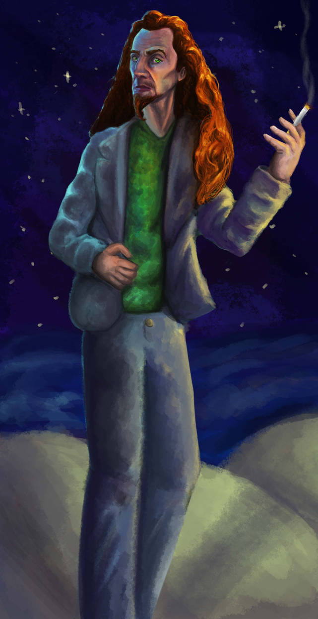 Loki in the night