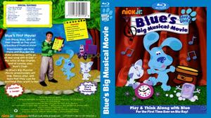Blue's Big Musical Movie Blu-Ray