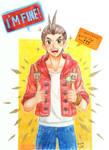 I'M FINE!! by Sora-Noel