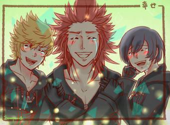 Kingdom Hearts 3 Release! by Sora-Noel