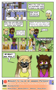 Walls To Break - Vol. 1 Page 40