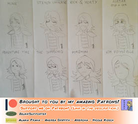 Rouxls art style challenge