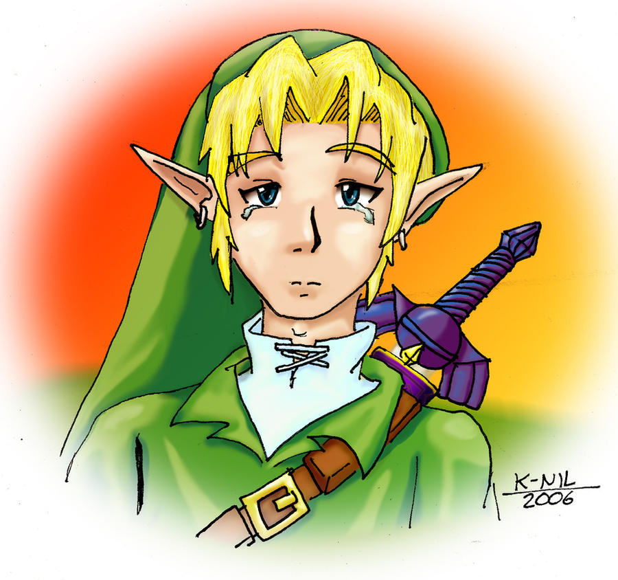 Link's Crying