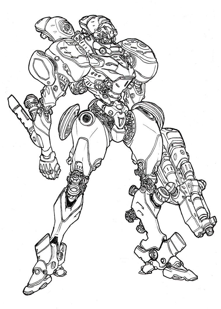 Ausmalbilder Marvel Helden Angel: War Machine 2 By Braver On DeviantArt