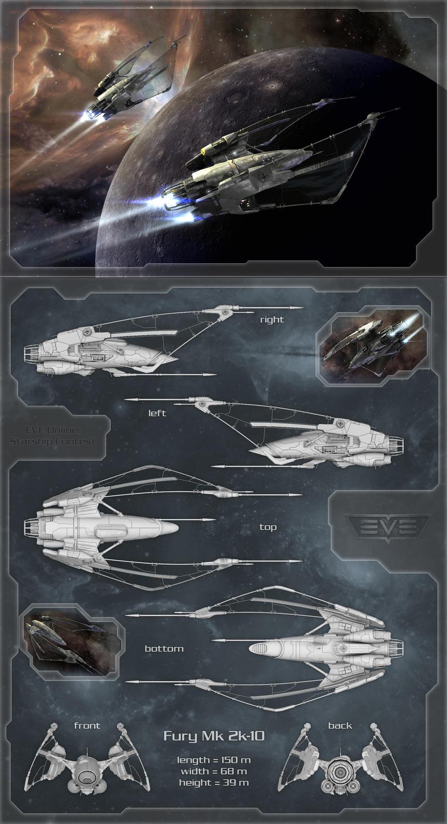 Fury Mk 2k-10 by galsogramma