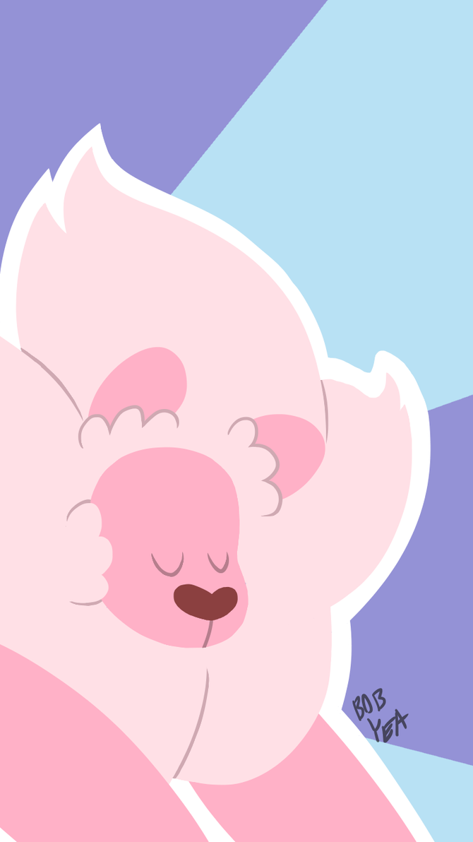 i made this a while ago for the steven universe amino! i had a wallpaper poll and lion won i plan on making some backgrounds for the other su characters, but it might take me a while to get to them...