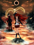 Manga cover: Shadow of the Immortals