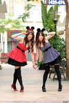 Mickey+Minnie by Onnies
