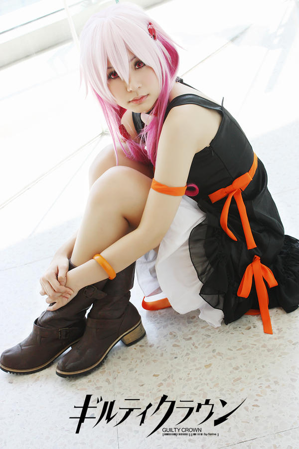 Inori - Guilty crown 01 by Onnies