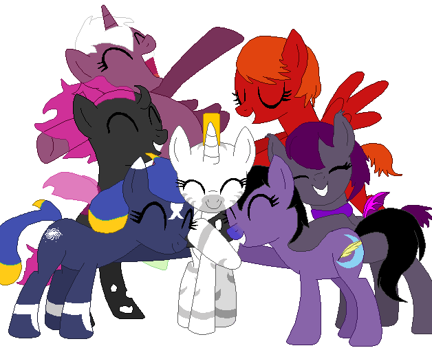 OCs group by Abdonis