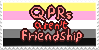 [STAMP] QPRs aren't friendship by Breeoche