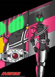 Kamen Rider Decade by Yuuyatails