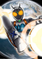 The Power of Fourze Fusion