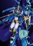 [Artwork] Valkyrie Gundam Hazel
