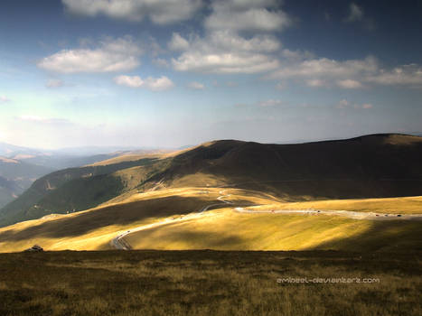 Lights And Shadows Over Transalpina