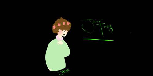 Meet JT or Jason Timely by JToxicane