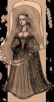 A Vestal Bacchante